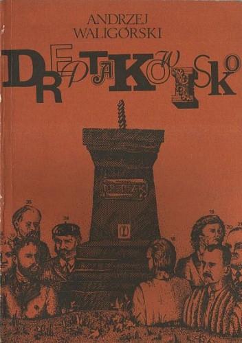 Okładka książki Dreptakowisko