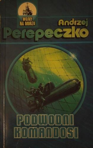 Okładka książki Podwodni Komandosi