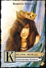 Okładka książki Zamordowana królowa