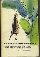 Okładka książki Zuzia