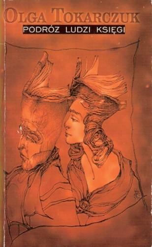 Okładka książki Podróż ludzi księgi