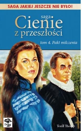 Okładka książki Pakt milczenia