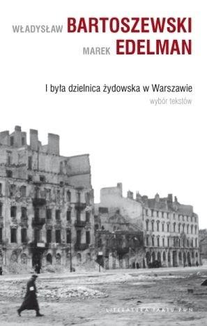 Okładka książki I była dzielnica żydowska w Warszawie