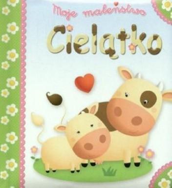 Okładka książki Cielątko