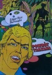 Okładka książki Powrót Tarzana