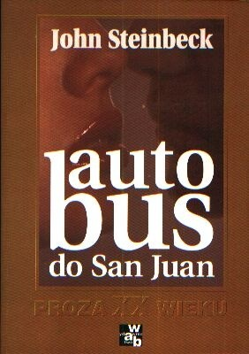 Okładka książki Autobus do San Juan