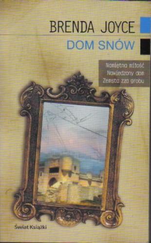 Okładka książki Dom snów