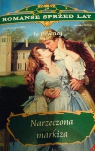 Okładka książki Narzeczona markiza