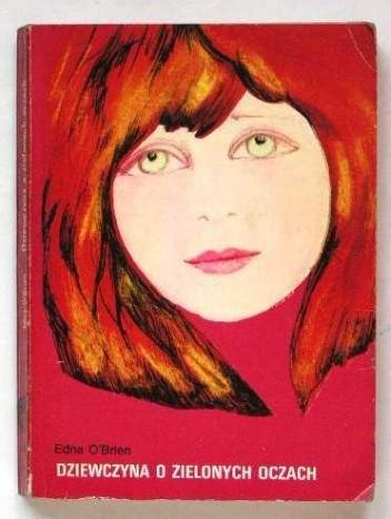 Okładka książki Dziewczyna o zielonych oczach