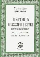 Historia filozofii i etyki do współczesności