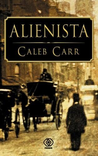 Okładka książki Alienista