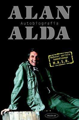 Okładka książki Alan Alda Autobiografia