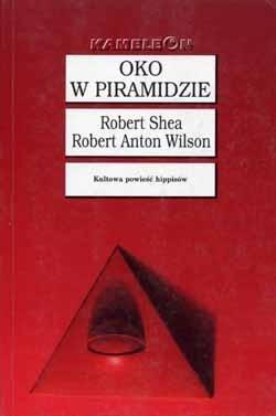 Okładka książki Oko w piramidzie