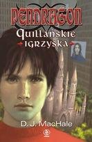 Okładka książki Quilliańskie igrzyska