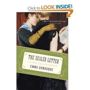 Okładka książki The Sealed Letter