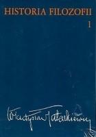 Historia filozofii t.1