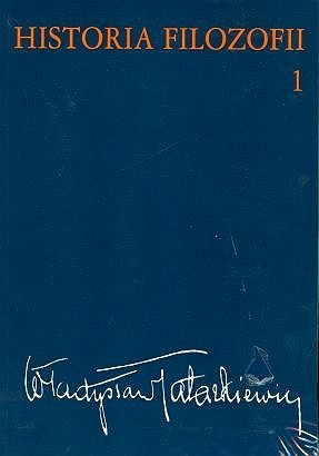 Okładka książki Historia filozofii t.1