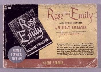 Okładka książki A Rose for Emily