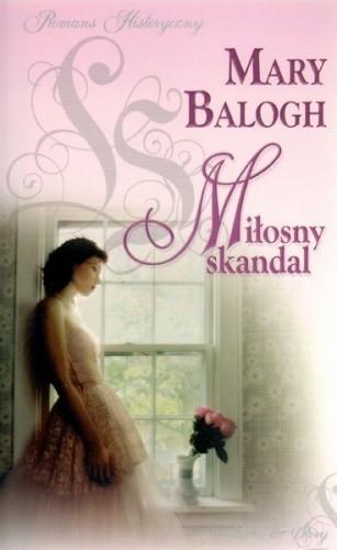 Okładka książki Miłosny skandal
