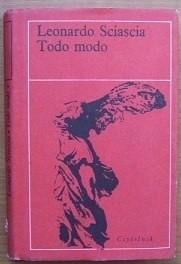 Okładka książki Todo modo