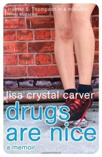 Okładka książki Drugs are nice