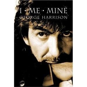 Okładka książki I, Me, Mine