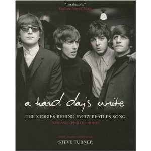 Okładka książki A Hard Day's Write: The Stories Behind Every Beatles Song
