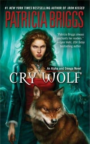 Okładka książki Cry Wolf