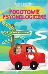 Okładka książki Pogotowie psychologiczne