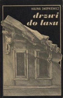 Okładka książki Drzwi do lasu