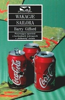 Okładka książki Wakacje Sailora