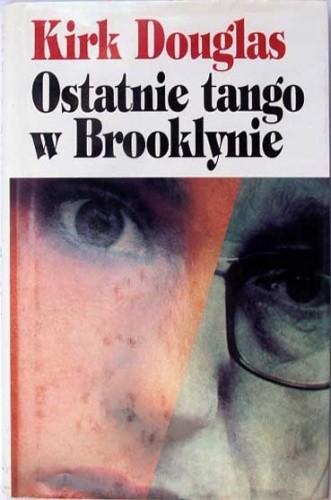 Okładka książki Ostatnie tango w Brooklynie