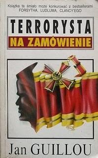 Okładka książki Terrorysta na zamówienie