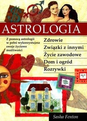 Okładka książki Astrologia