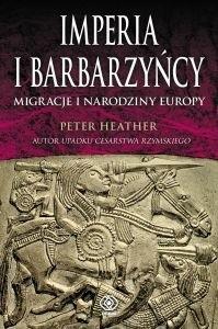 Okładka książki Imperia i barbarzyńcy