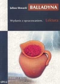 Okładka książki Balladyna