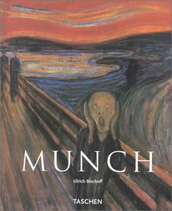 Okładka książki Edvard Munch 1863-1944