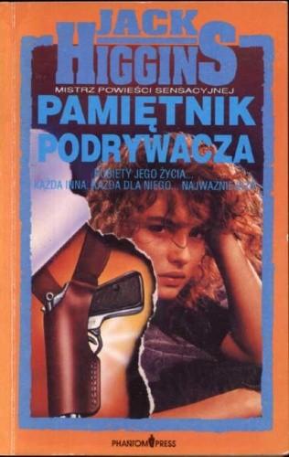 Okładka książki Pamiętnik Podrywacza