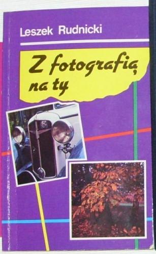 Okładka książki Z fotografią na ty
