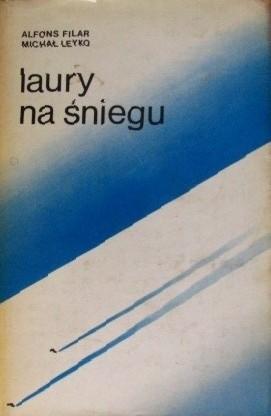 Okładka książki Laury na śniegu