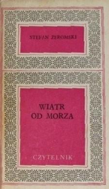 Okładka książki Wiatr od morza