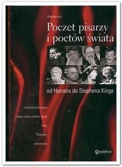 Okładka książki Poczet pisarzy i poetów świata