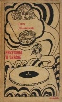 Okładka książki Przygoda w czasie