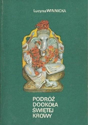 Okładka książki Podróż dookoła świętej krowy