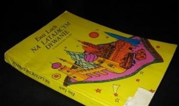 Okładka książki Na latającym dywanie