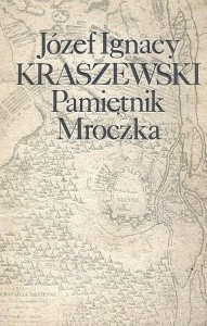 Okładka książki Pamiętnik Mroczka