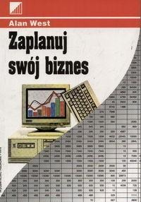 Okładka książki Zaplanuj swój biznes