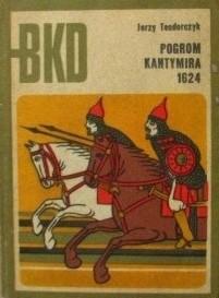 Okładka książki Pogrom Kantymira 1624
