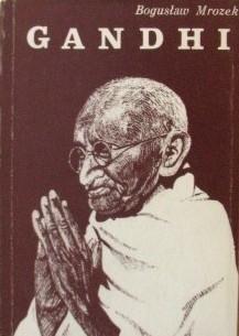 Okładka książki Mahatma Gandhi
