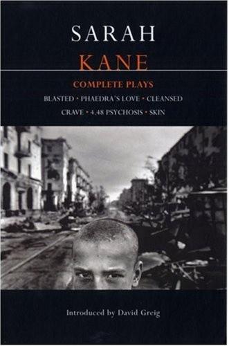 Okładka książki Sarah Kane: Complete Plays